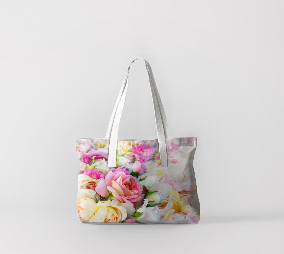 Пляжная сумка Легкость (50х40 см) Олимп Текстиль oli732572