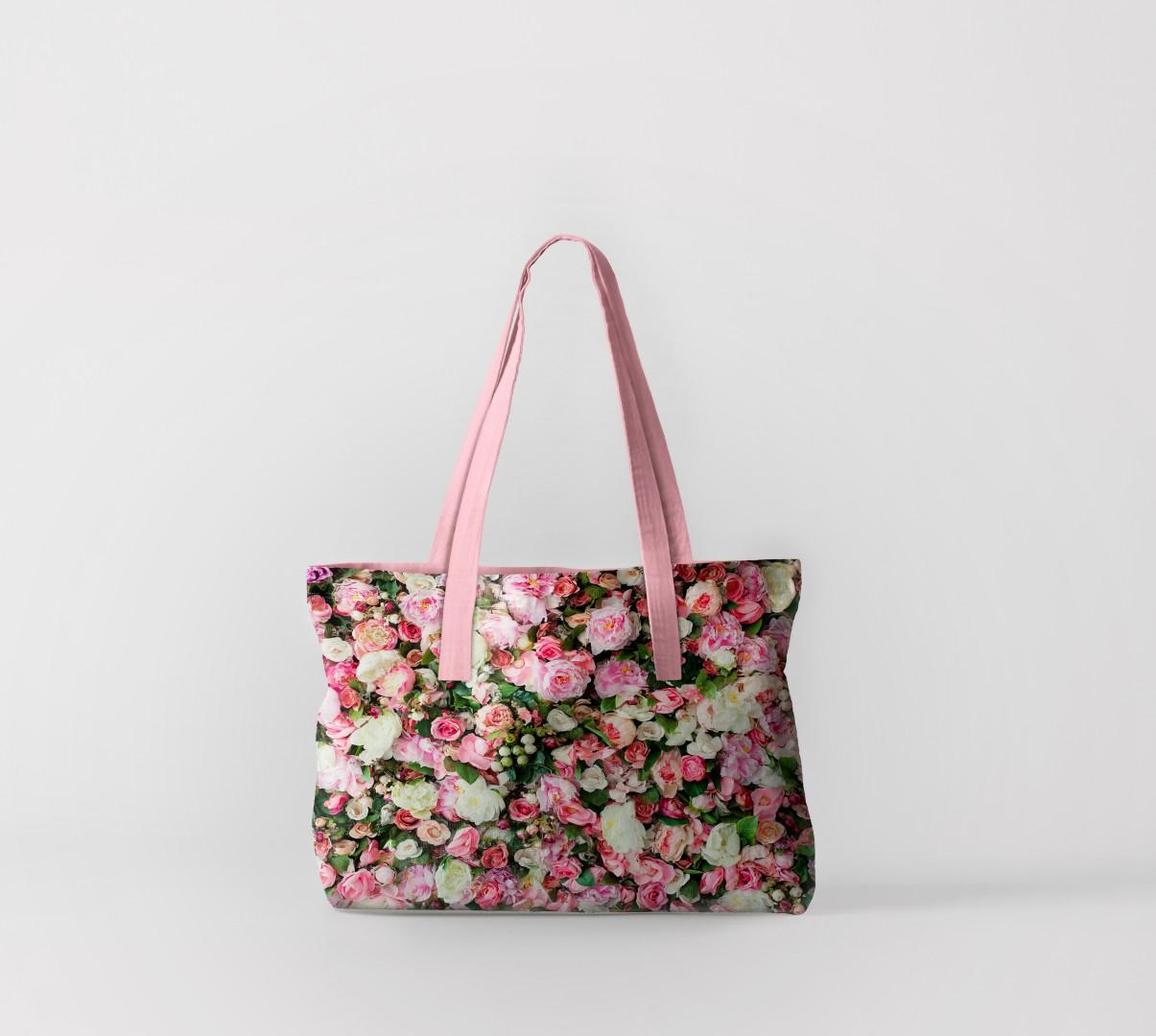 Пляжная сумка Море цветов (50х40 см) Олимп Текстиль oli732581