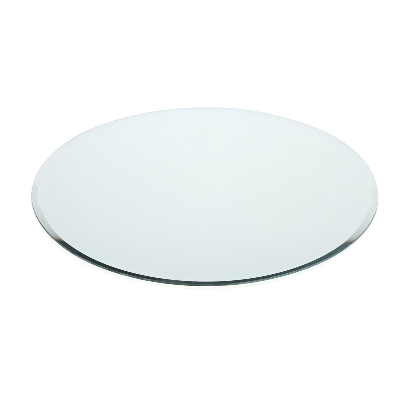 Купить Хранение продуктов Home Philosophy, Подставка Alpha Цвет: Зеркальный (круглая 35 см), Китай, Стекло