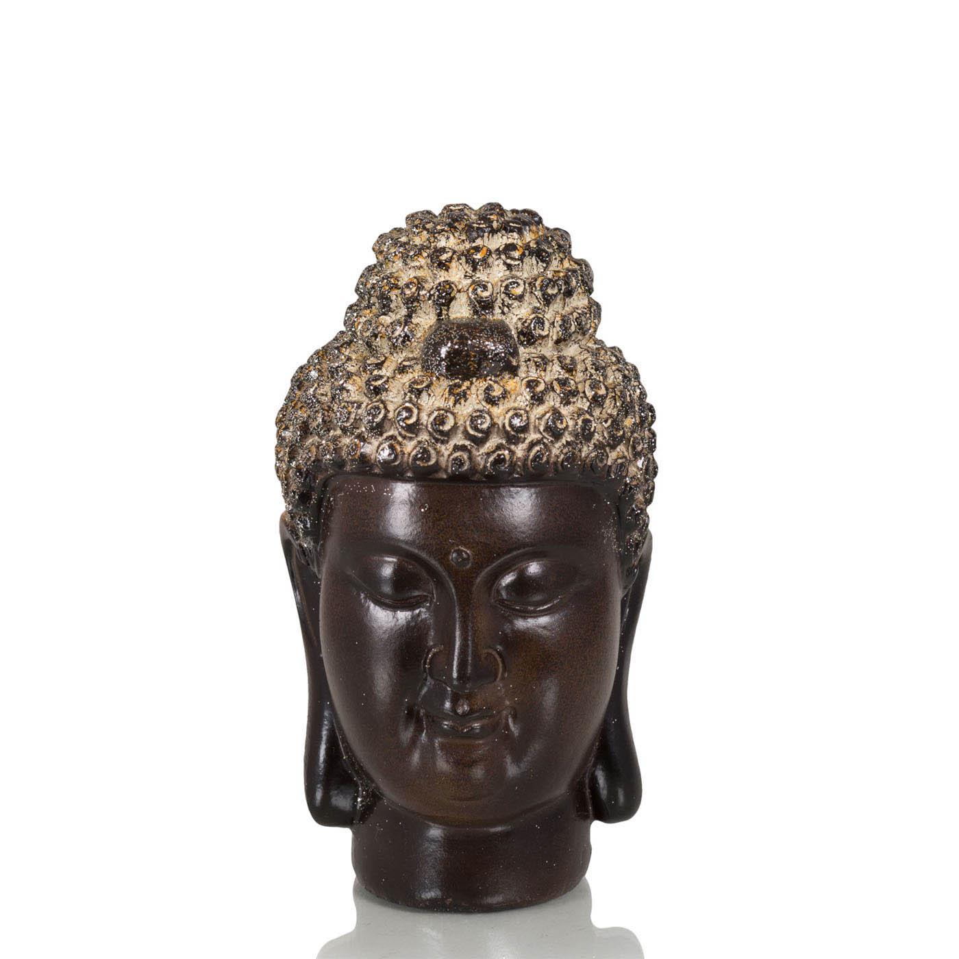 Статуэтки  фигурки Home Philosophy Статуэтка Silver Buddha (7х8х13 см)