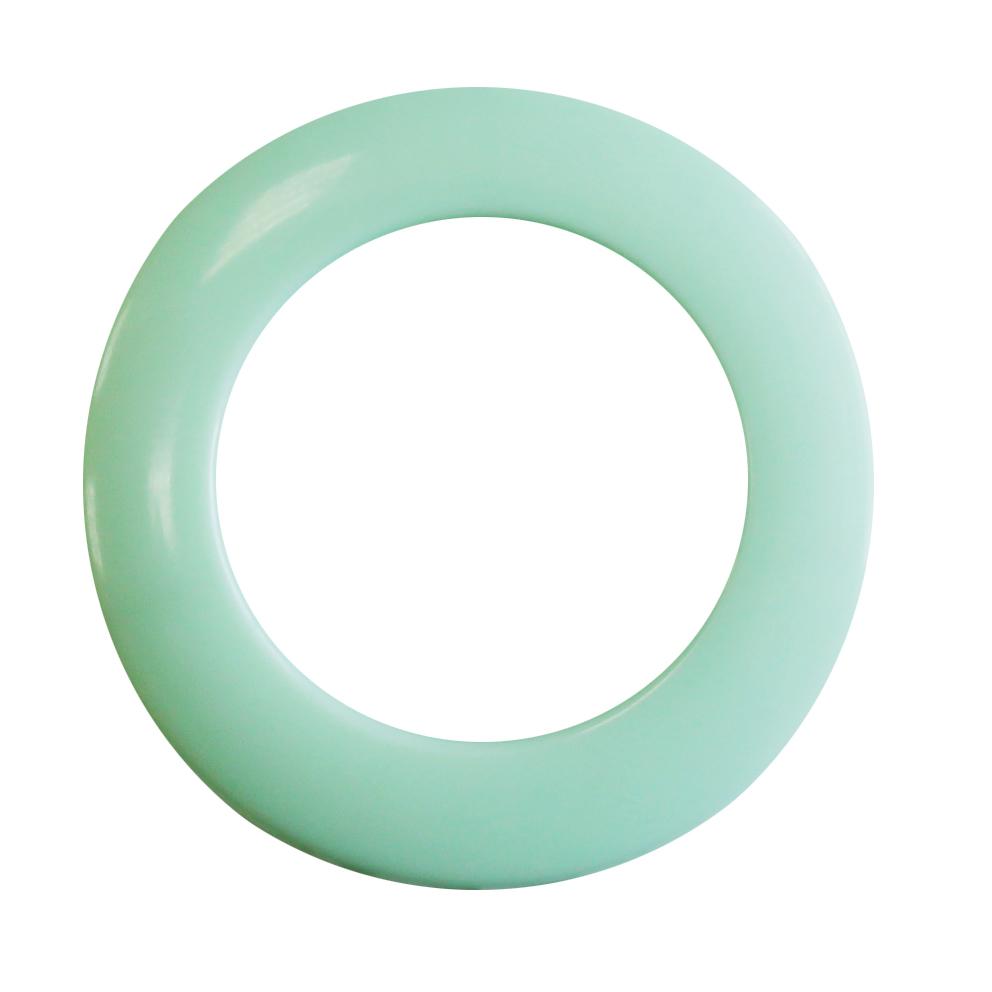 Люверс для штор Mikado Цвет: Ментоловый (3 см - 10 шт) фото