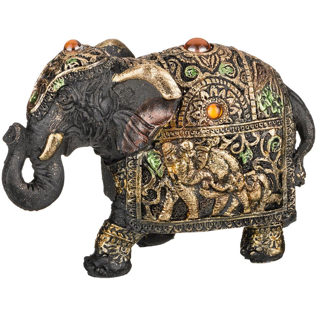 Фигурка Слон (7х10х15 см) фото