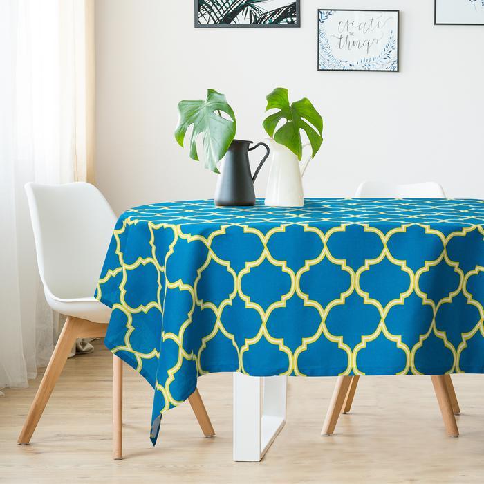 Скатерть Marokko Цвет: Жёлтый (145х250 см) фото