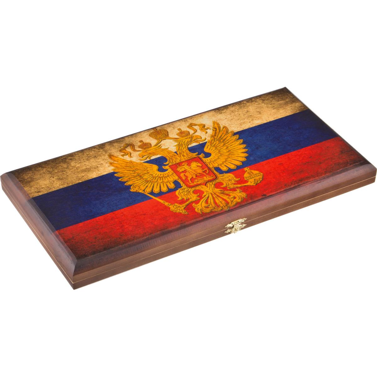Настольные игры Arti-M Нарды Россия (50х50 см)