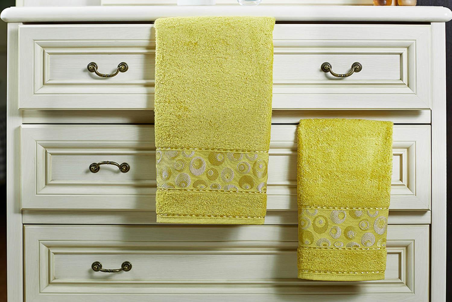 Полотенца Primavelle Полотенце Adele Цвет: Золото (50х90 см) полотенца primavelle полотенце adele цвет бежевый 50х90 см 70х140 см