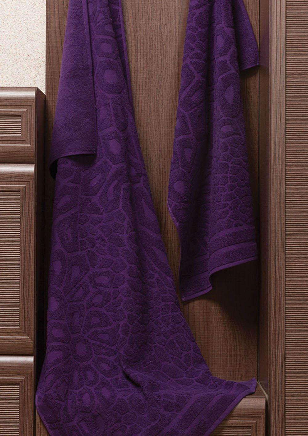 Купить Полотенца Primavelle, Полотенце Полотенце Цвет: Xетло-Фиолетовый (50х90 см), Россия, Махра