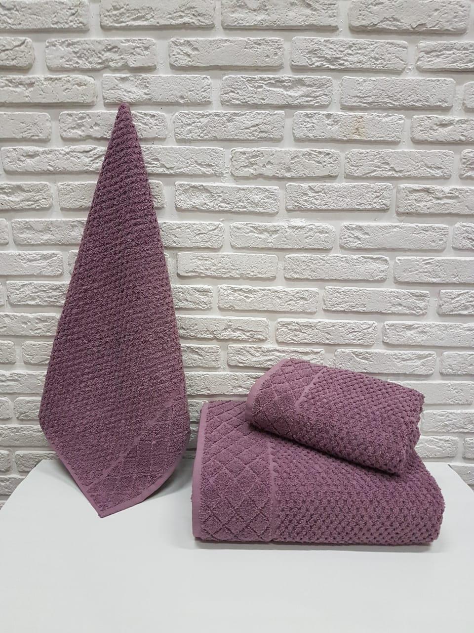 Полотенце Brittani Цвет: Фиолетовый (70х140 см)