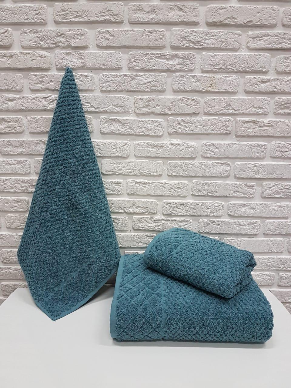 Полотенце Davis Цвет: Зелёный (50х90 см)