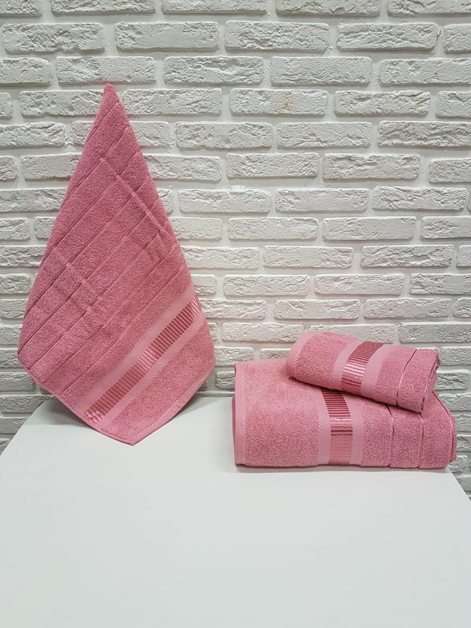 Полотенце Jen Цвет: Сухая Роза (50х90 см)