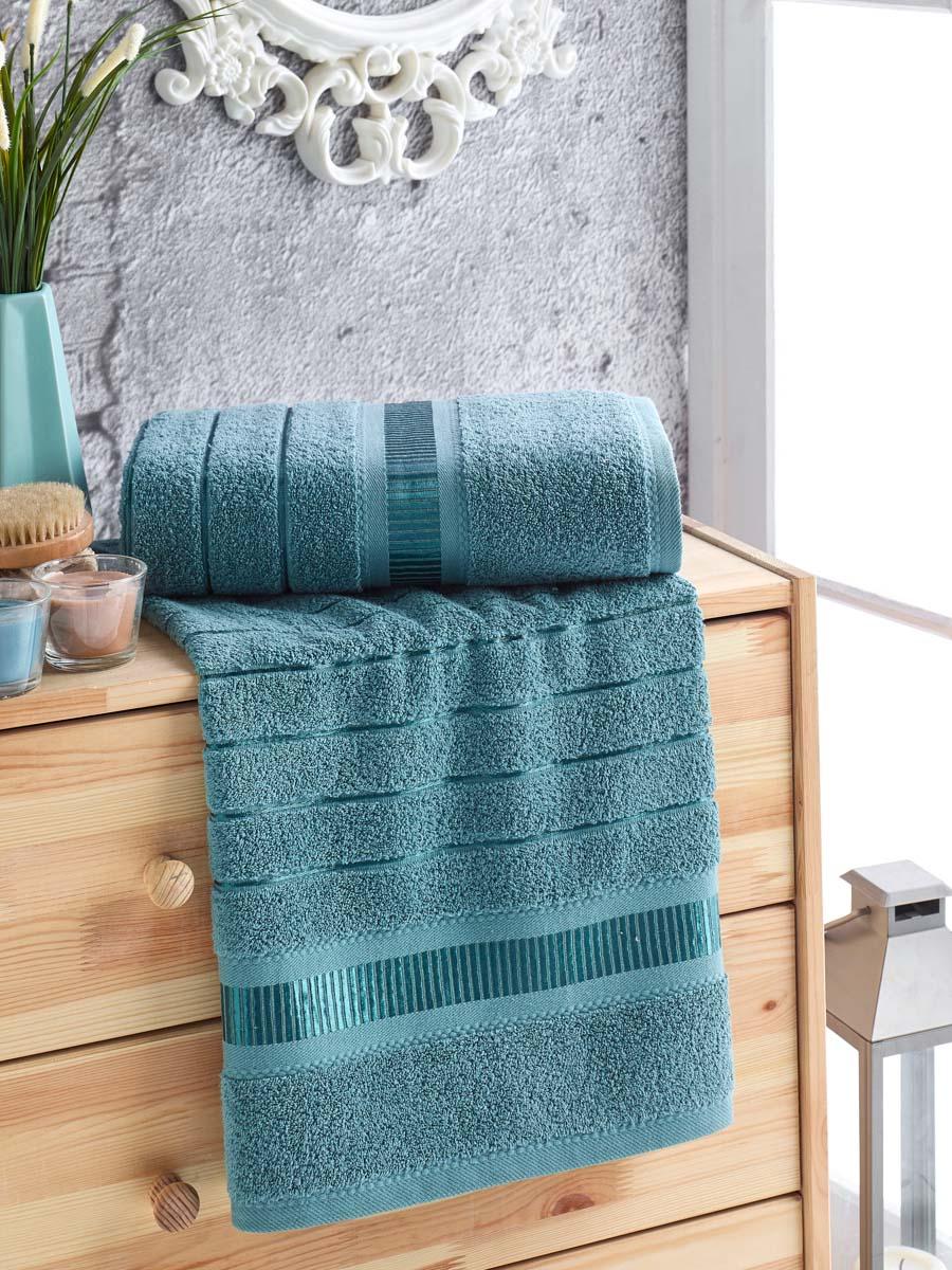 Полотенце Jen Цвет: Зелёный (50х90 см)
