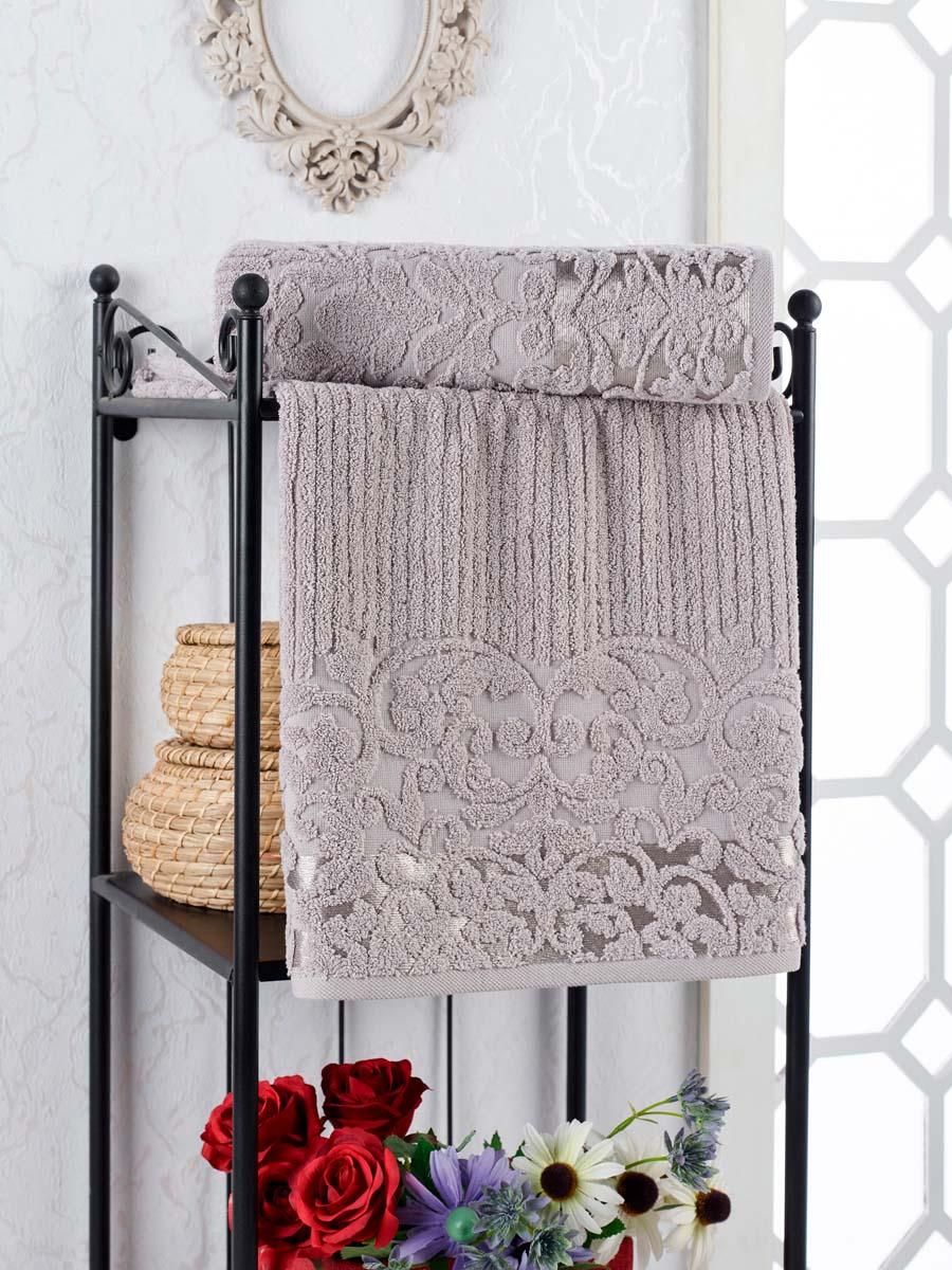 Полотенце Sunny Цвет: Серый (50х90 см)