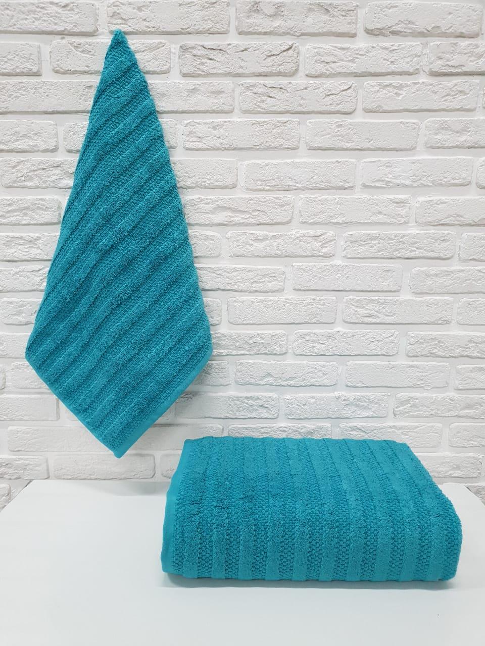Полотенце Sissy Цвет: Бирюзовый (50х90 см)