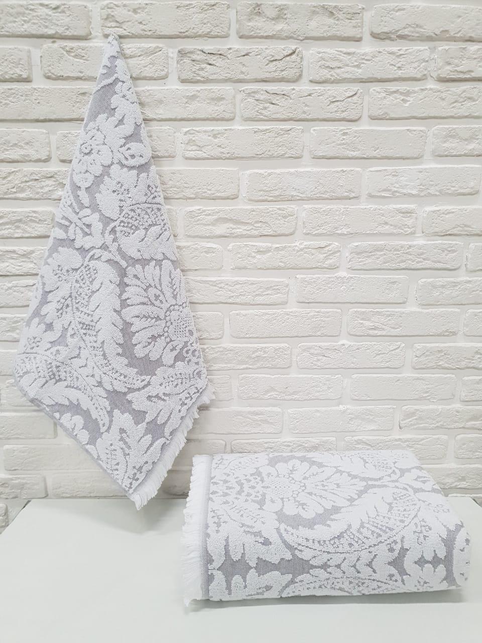 Полотенце Aldine Цвет: Антрацитовый (50х90 см)