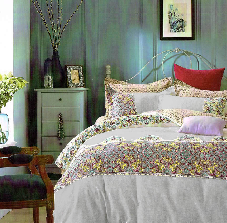 Комплекты постельного белья Tango Постельное белье Oriana (семейное)