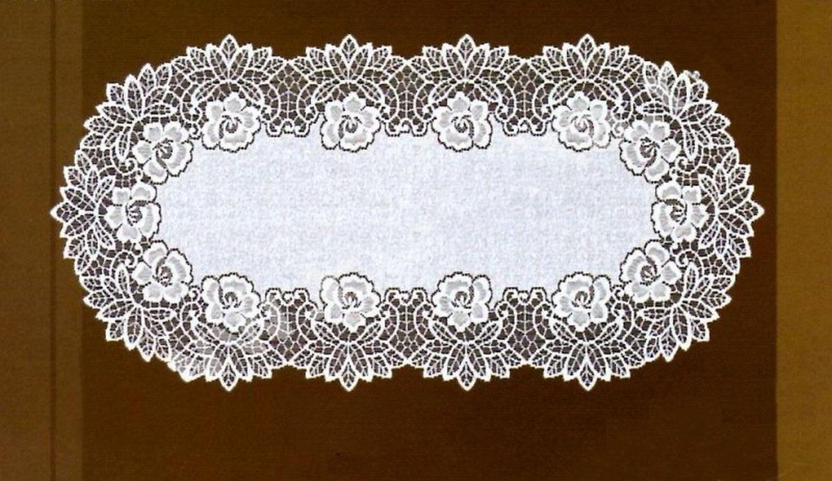 Дорожка на стол Billie Цвет: Белый (60х120 см)