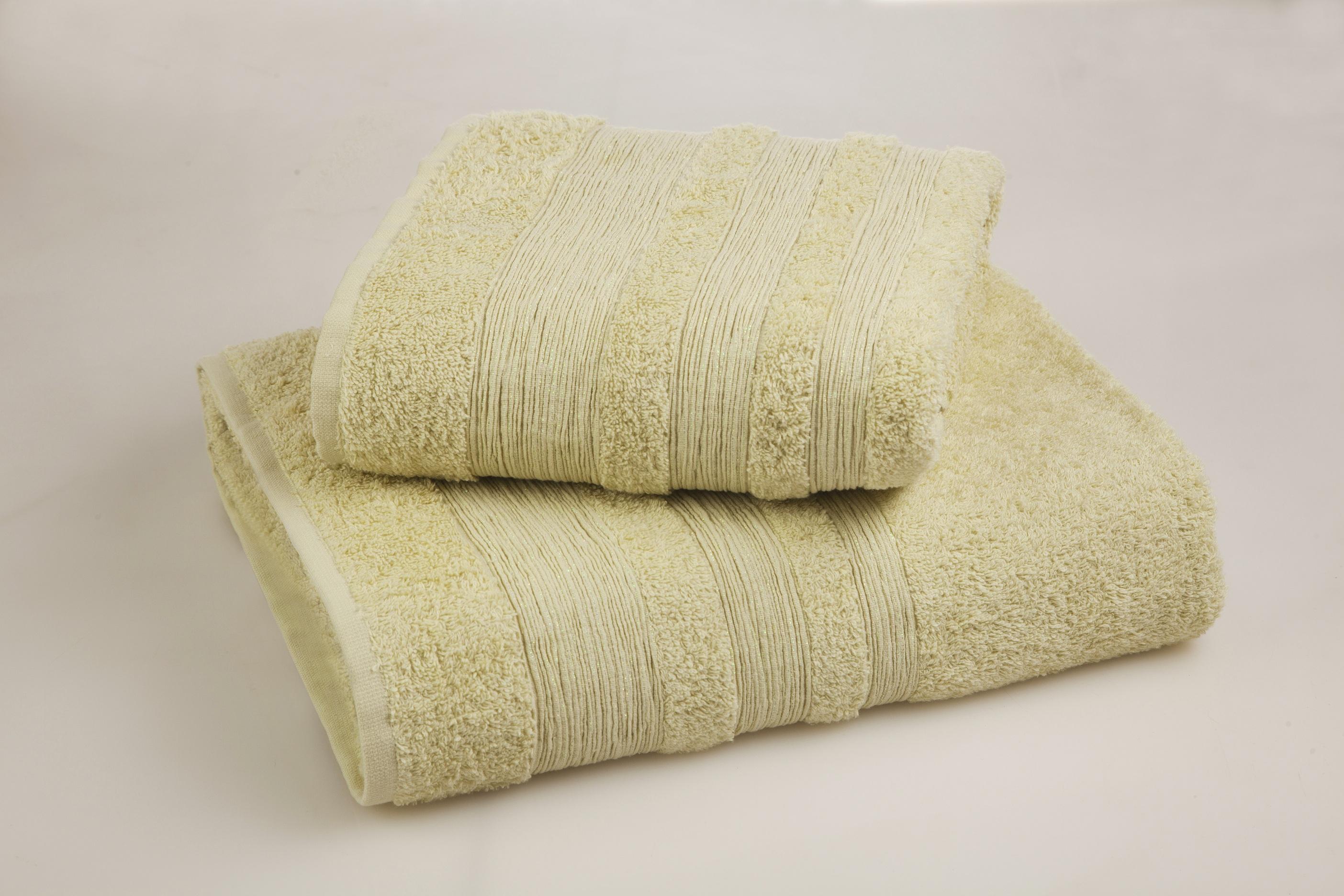 Полотенца Унисон Полотенце Caprice Цвет: Салатовый (Набор) полотенце набор хлопок 1017235