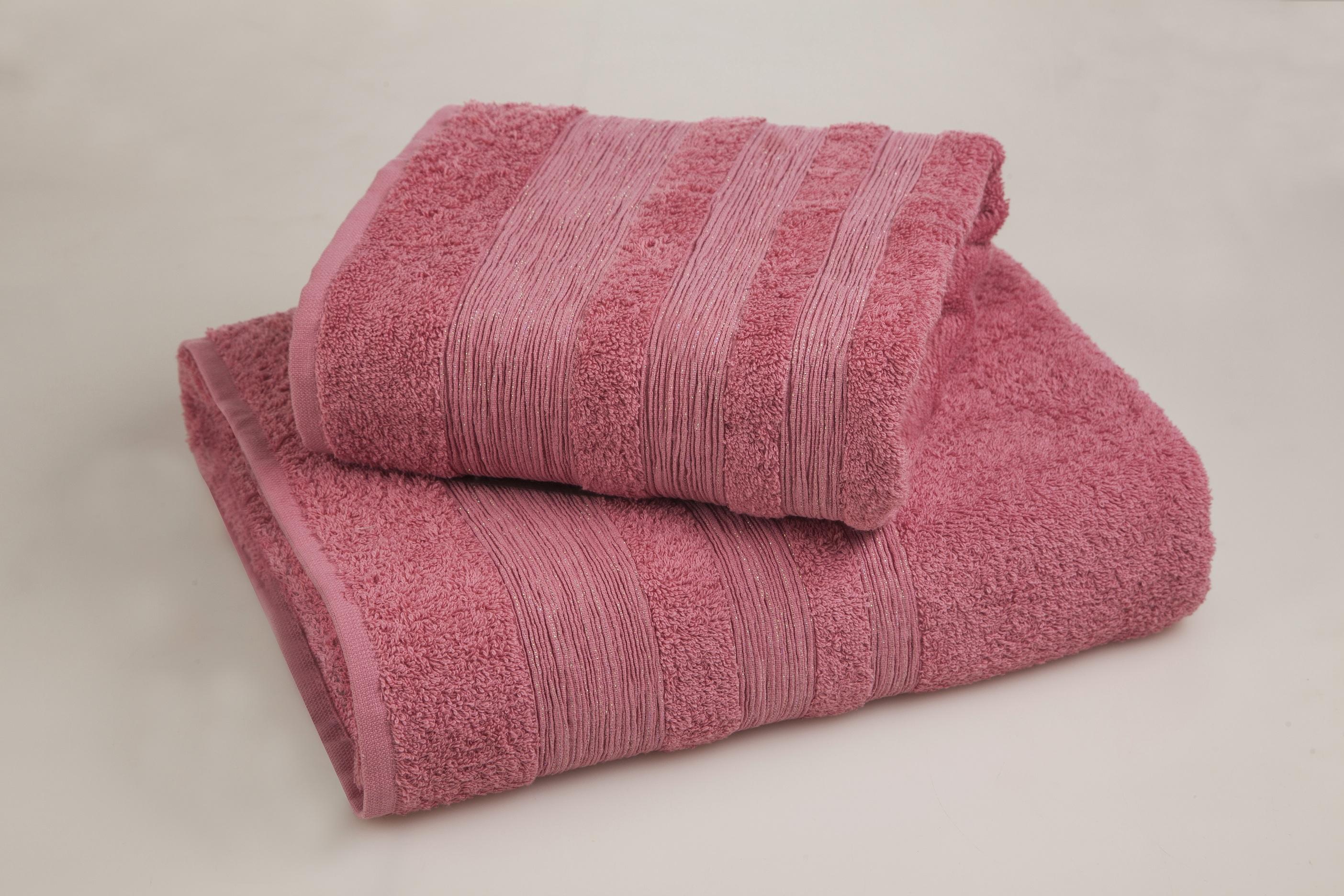 Полотенца Унисон Полотенце Caprice Цвет: Розовый (Набор) полотенце набор хлопок 1017235