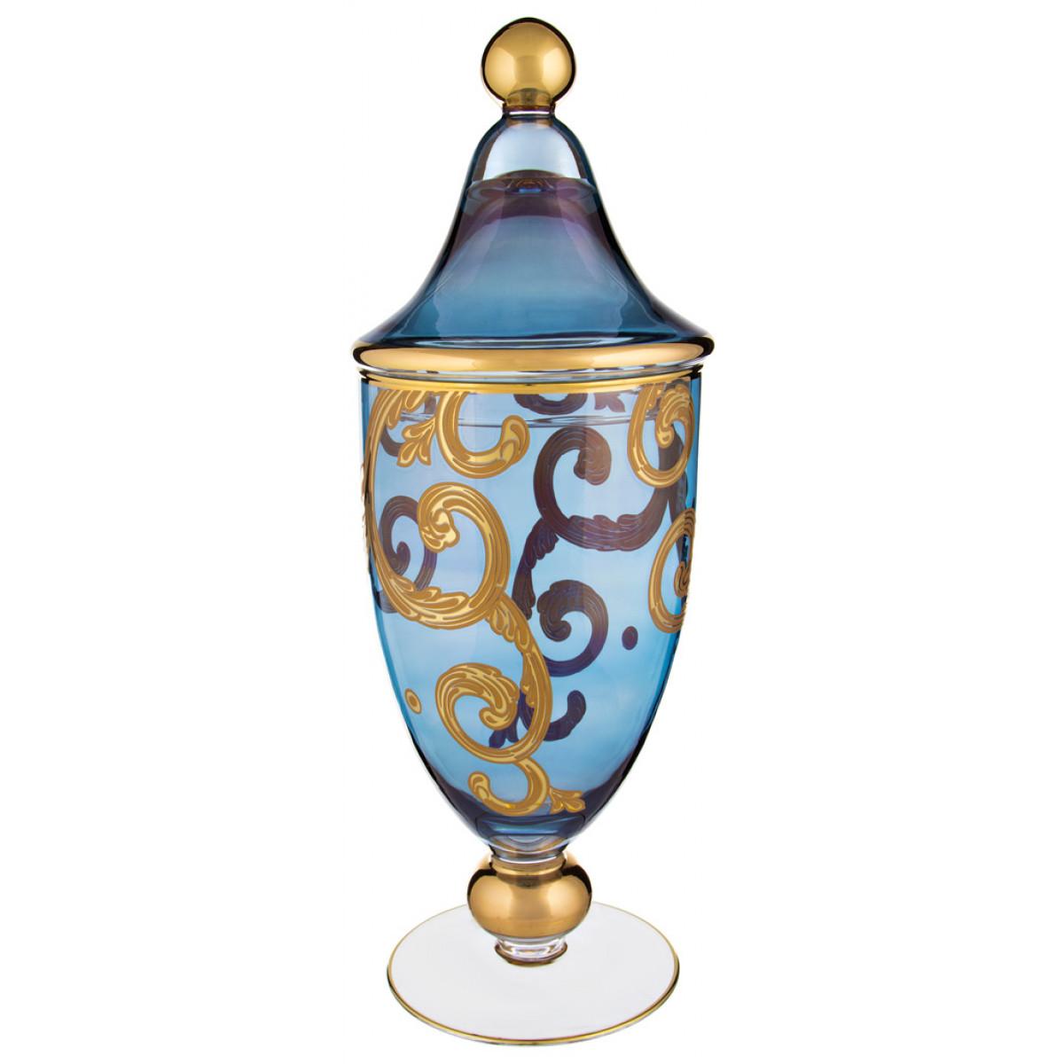 Вазы Decotech Ваза Caleigh (14х41 см) lefard ваза caleigh 76 см