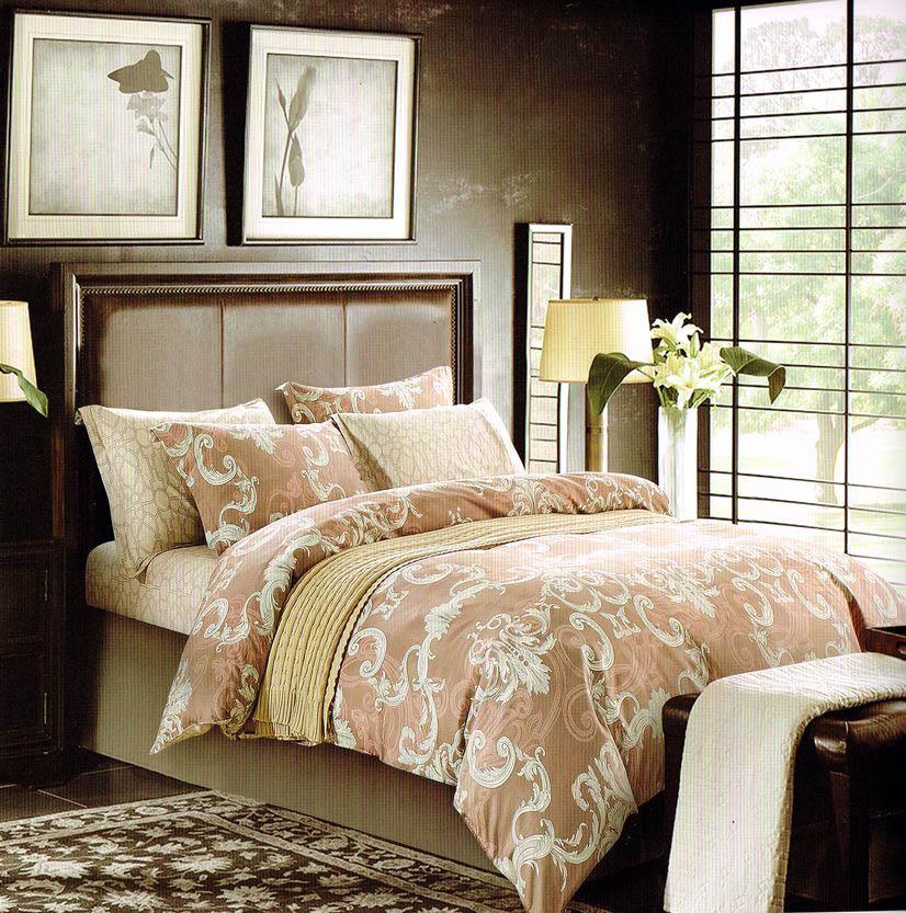 Купить Комплекты постельного белья Tango, Постельное белье Young (1, 5 спал.), Китай, Бежевый, Кремовый, Хлопковый сатин