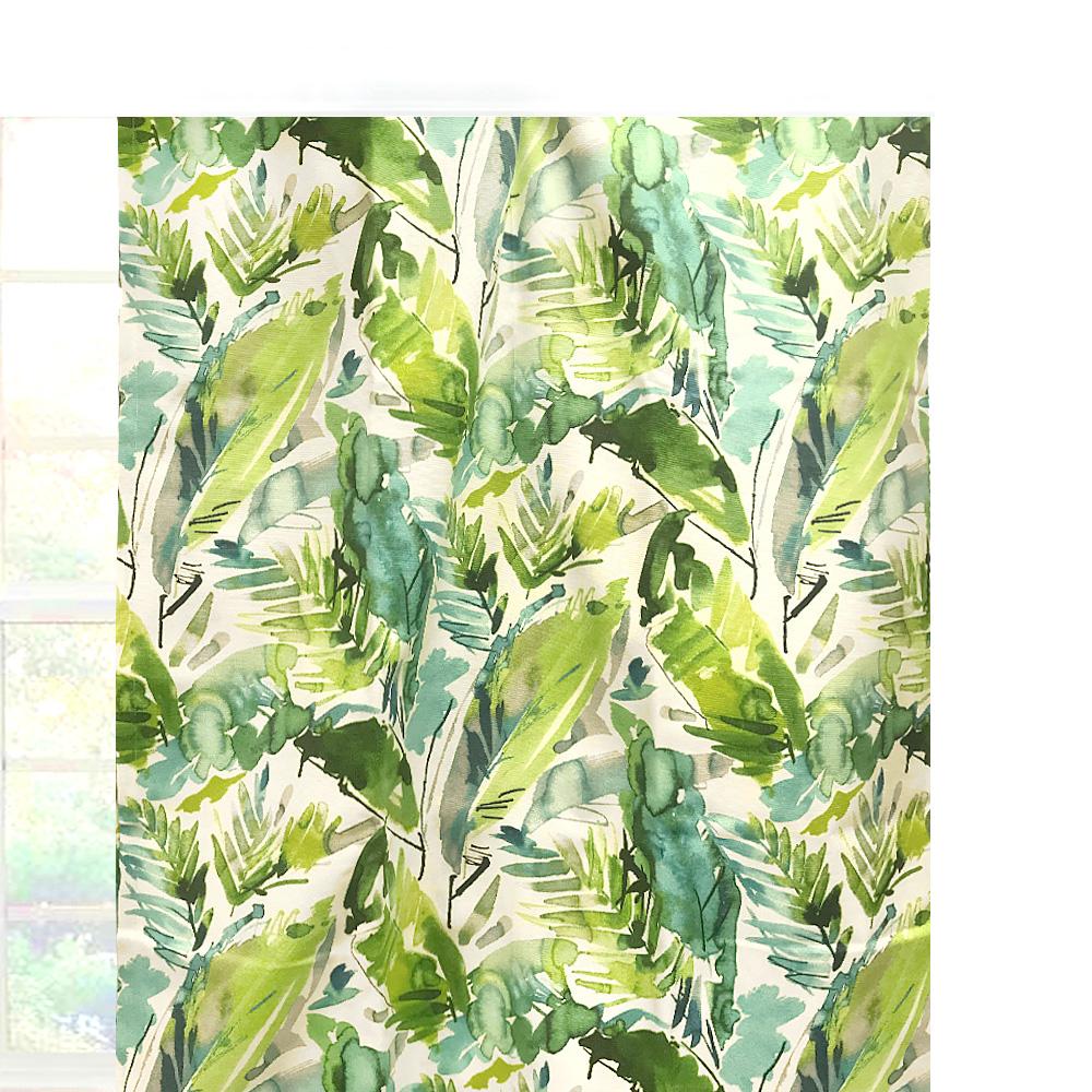 Купить Шторы Apolena, Классические шторы Ботаникал, Россия-Турция, Портьерная ткань