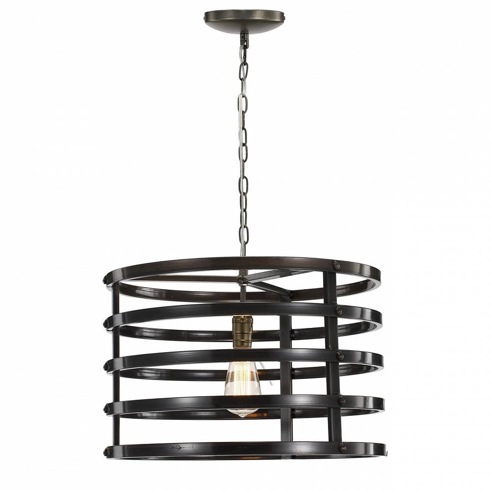 Купить Настенно-потолочные светильники ARTEVALUCE, Светильник потолочный Layton (46х46х30 см), Китай, Черный, Металл