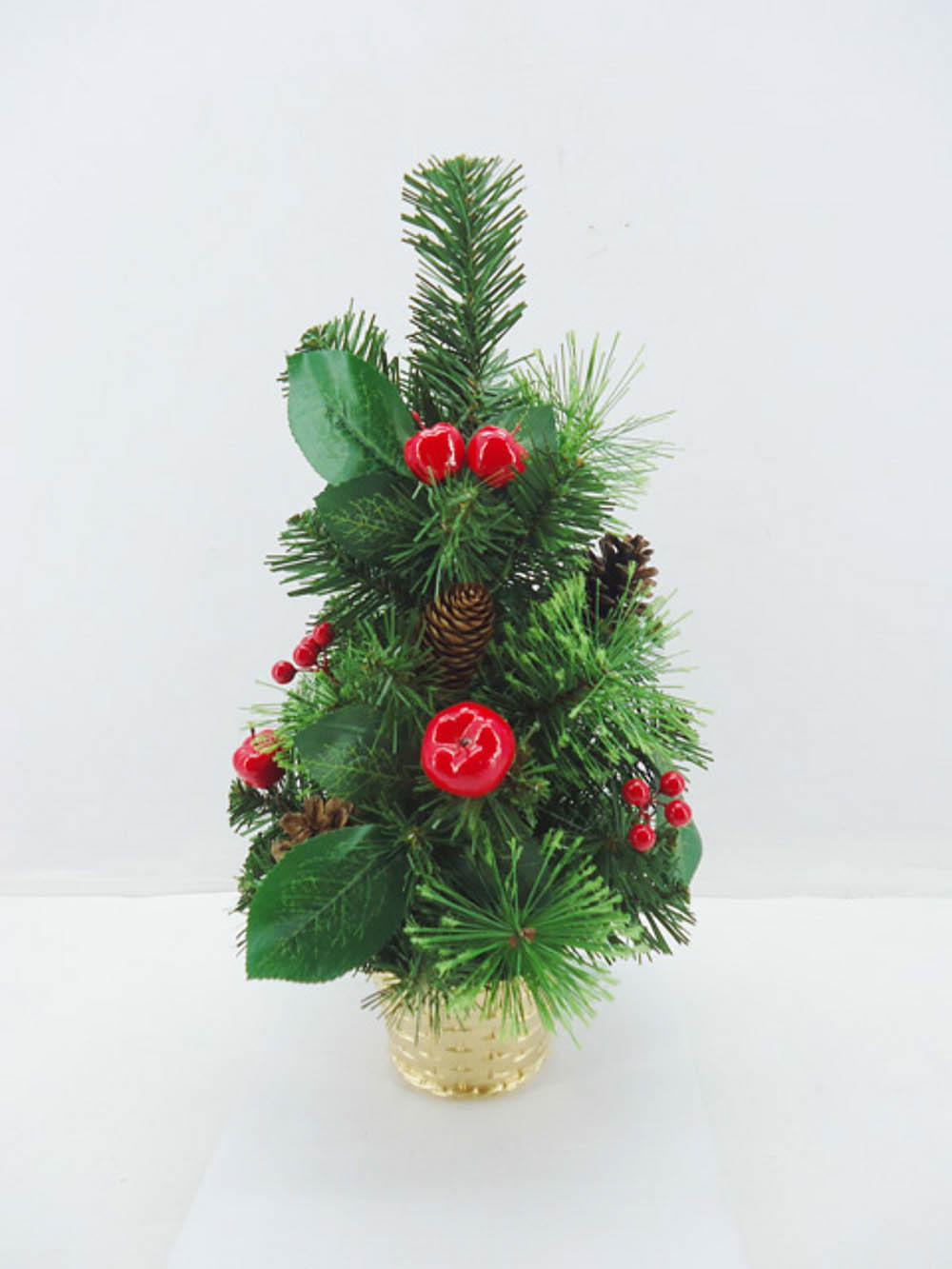 Искусственные растения Monte Christmas Ель новогодняя Sumbul (40 см) ель royal christmas sonora hook on tree 180 см 942180