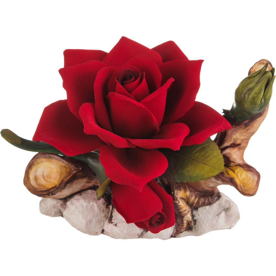 Искусственные растения Napoleon Искусственное растение Роза (19х13 см) napoleon искусственный цветок lettie 6х8х15 см