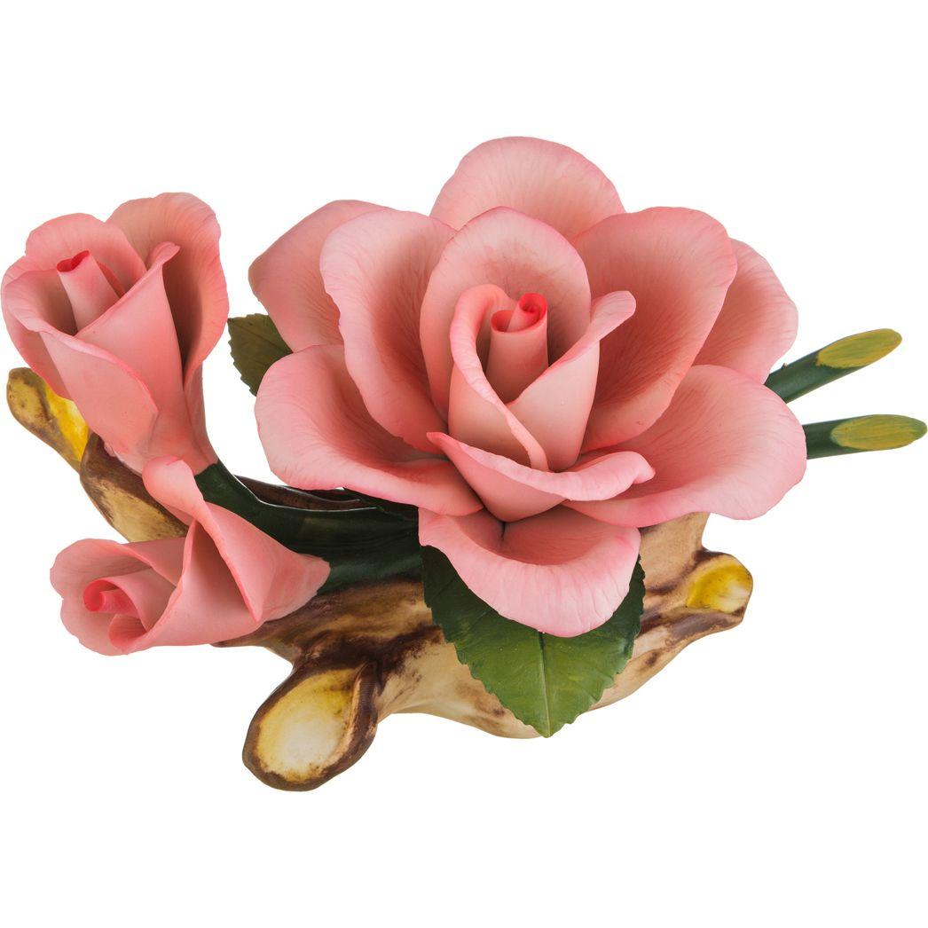 Искусственные растения Napoleon Искусственное растение Роза (19х10 см) napoleon искусственный цветок lettie 6х8х15 см