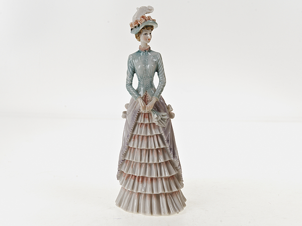 Статуэтки и фигурки ENS GROUP Статуэтка Lady (11х11х33 см) ens group статуэтка юная дева 9х11х31 см