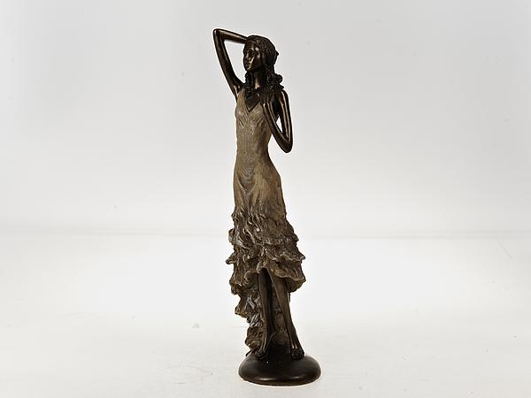 Статуэтки и фигурки ENS GROUP Статуэтка Юная Дева (8х12х37 см) ens group статуэтка юная дева 9х11х31 см