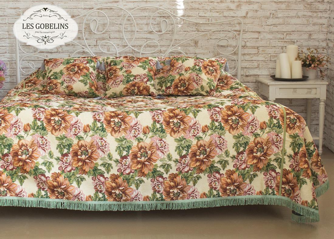 Покрывало на кровать Pivoines (150х220 см) фото