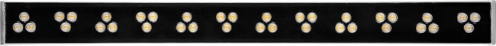 Купить Настенно-потолочные светильники Feron, Светильник настенный Waltz (7х9х100 см), Китай, Алюминий
