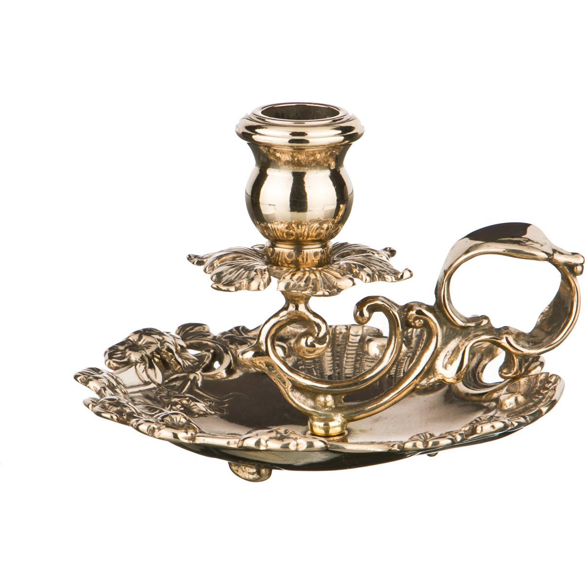 Декоративные свечи Stilars Свеча-подсвечник Zebina (8х14 см) stilars фигурка kyla 9 см