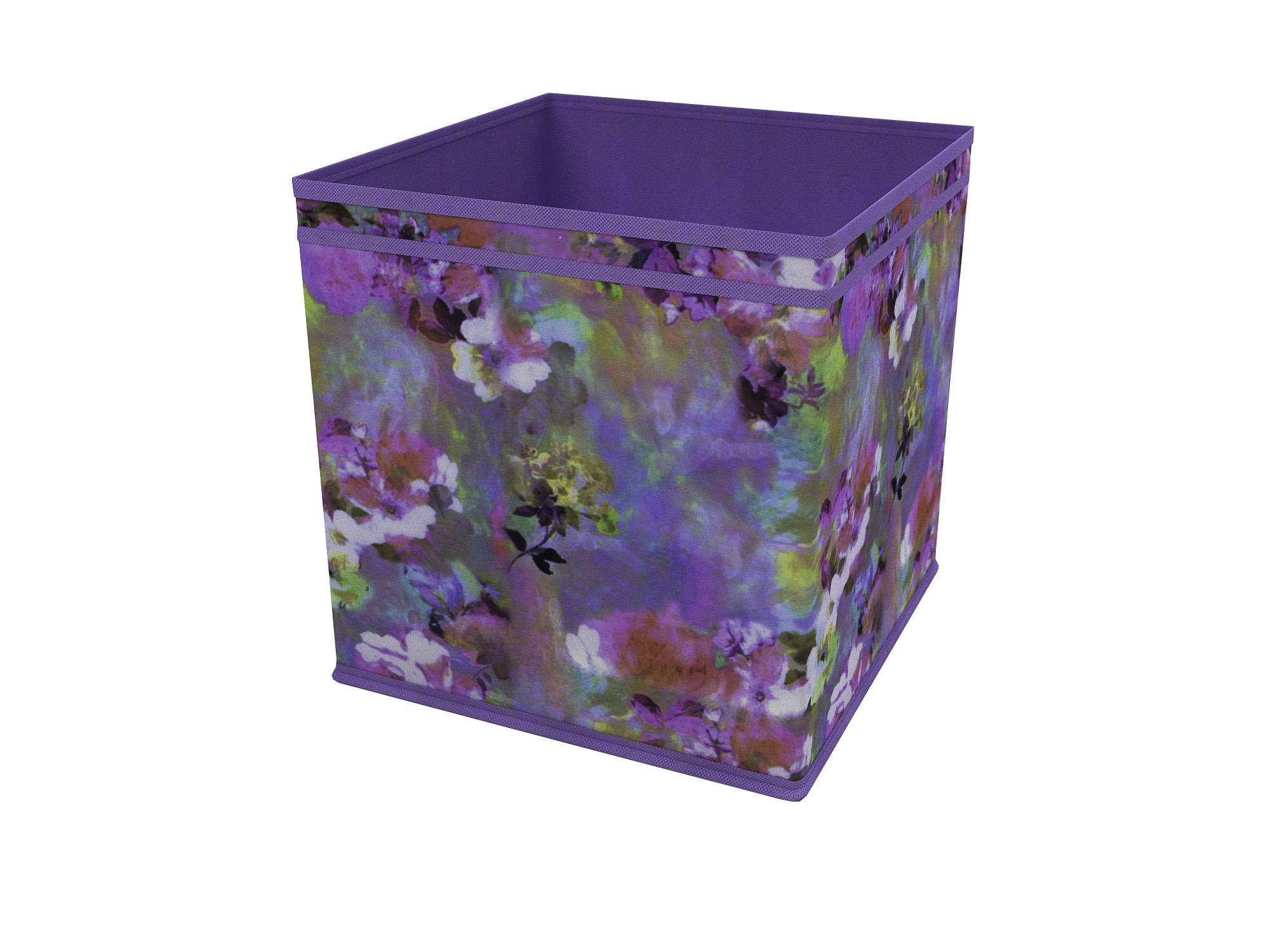 Коробка Акварель (32х32х32 см) фото
