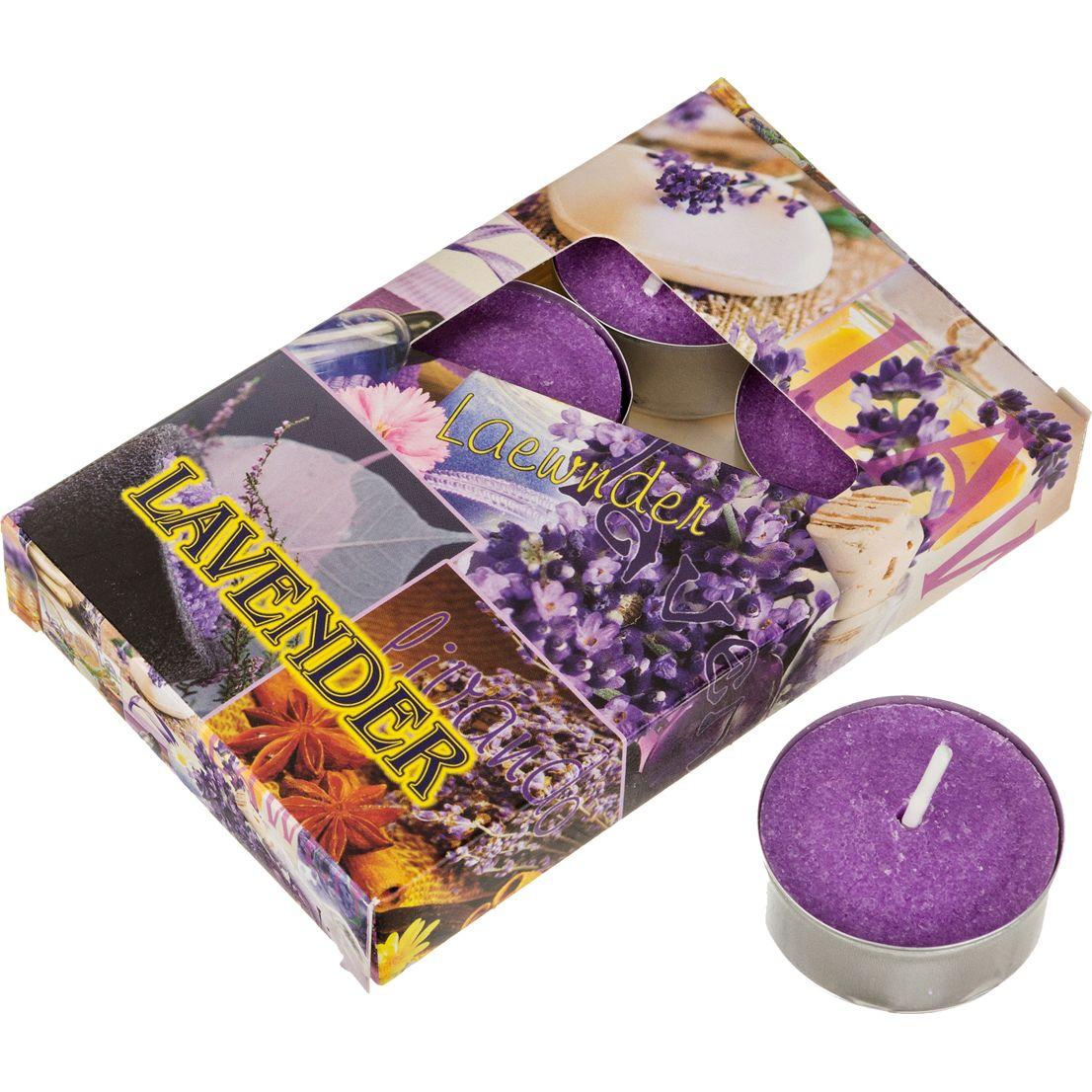 Декоративные свечи Adpal
