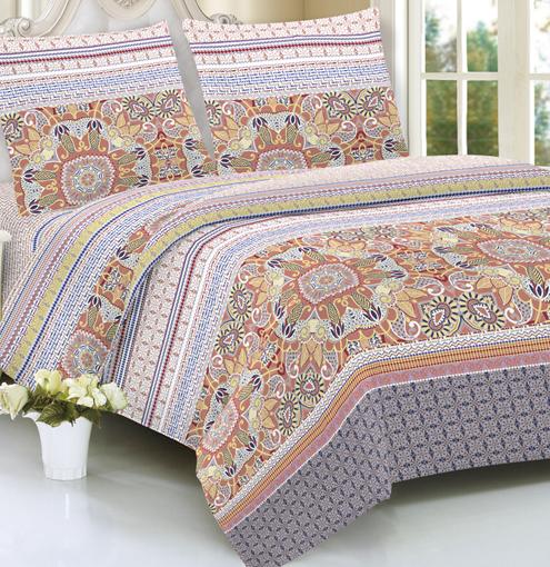 Купить Комплекты постельного белья Amore Mio, Постельное белье Nancy (2 спал.), Китай, Синтетический сатин