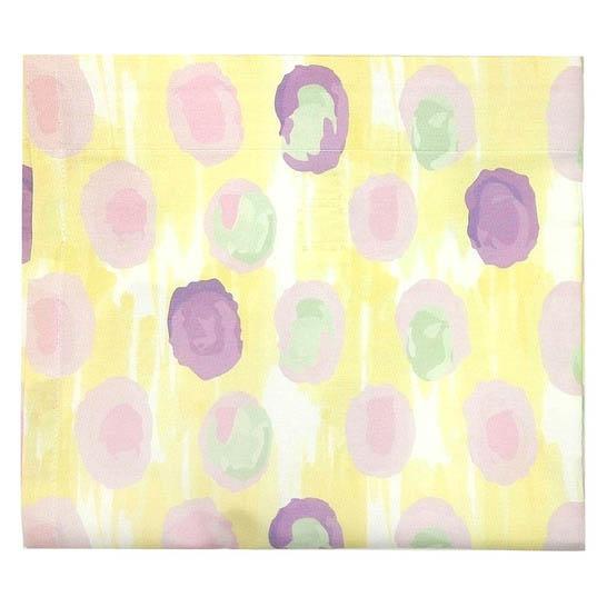 Купить Шторы Apolena, Классические шторы Flutter, Россия-Турция, Желтый, Фиолетовый, Портьерная ткань