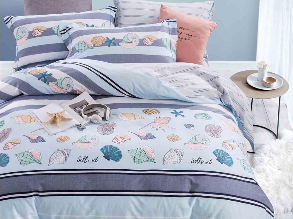 Купить Комплекты постельного белья Asabella, Постельное белье Aaran (1, 5 спал.), Китай, Хлопковый сатин