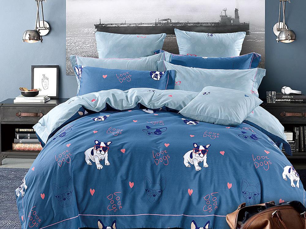 где купить Комплекты постельного белья Asabella Постельное белье Esta (2 сп. евро) по лучшей цене