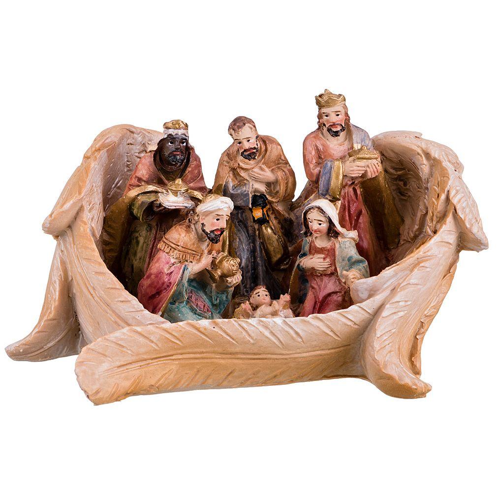 Статуэтки и фигурки Lefard Фигурка Рождественский Вертеп (11х7х6 см) lefard сувенир mikado 15 см