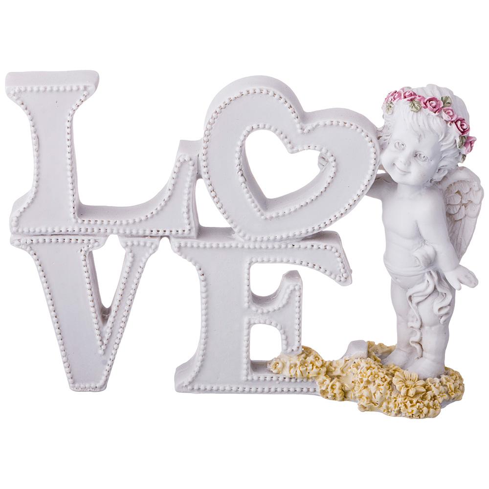 Статуэтки и фигурки Lefard Фигурка Amore (14 см) lefard сувенир mikado 15 см