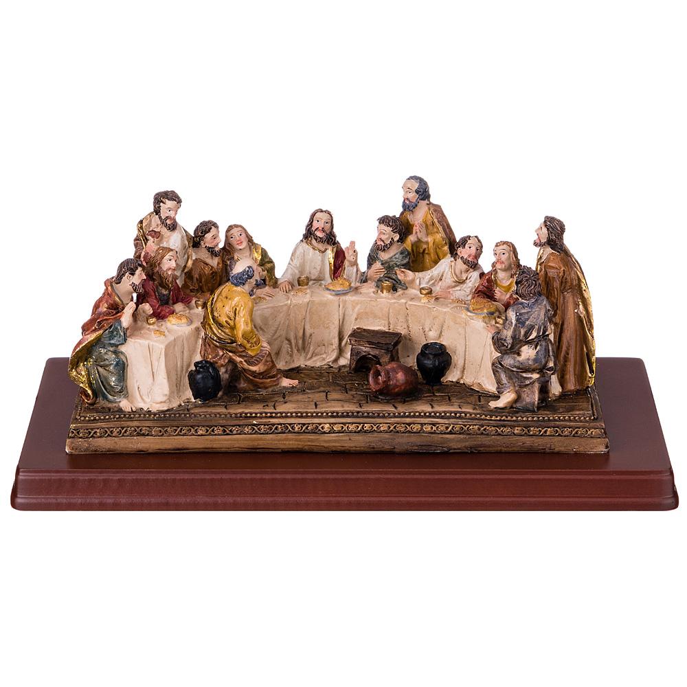 Статуэтки и фигурки Lefard Фигурка Рождественский Вертеп (23х12х10 см) lefard сувенир caprina 10 см