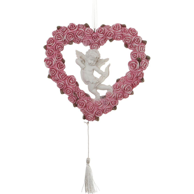 Статуэтки и фигурки Lefard Фигурка Amore (18х18х3 см) lefard сувенир mikado 15 см