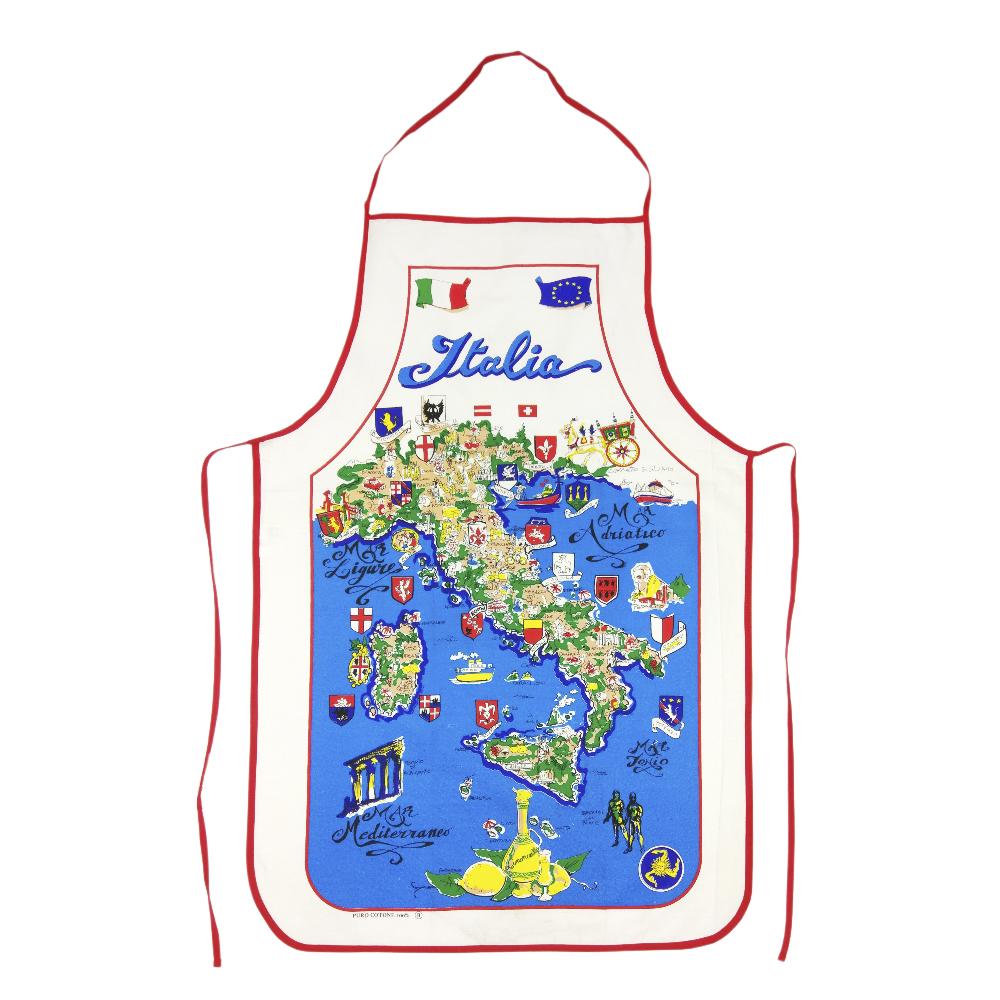 Рукавицы, прихватки, фартуки Arloni Фартук Italia Island (Стандартный) фартук arloni arloni mp002xu00uay