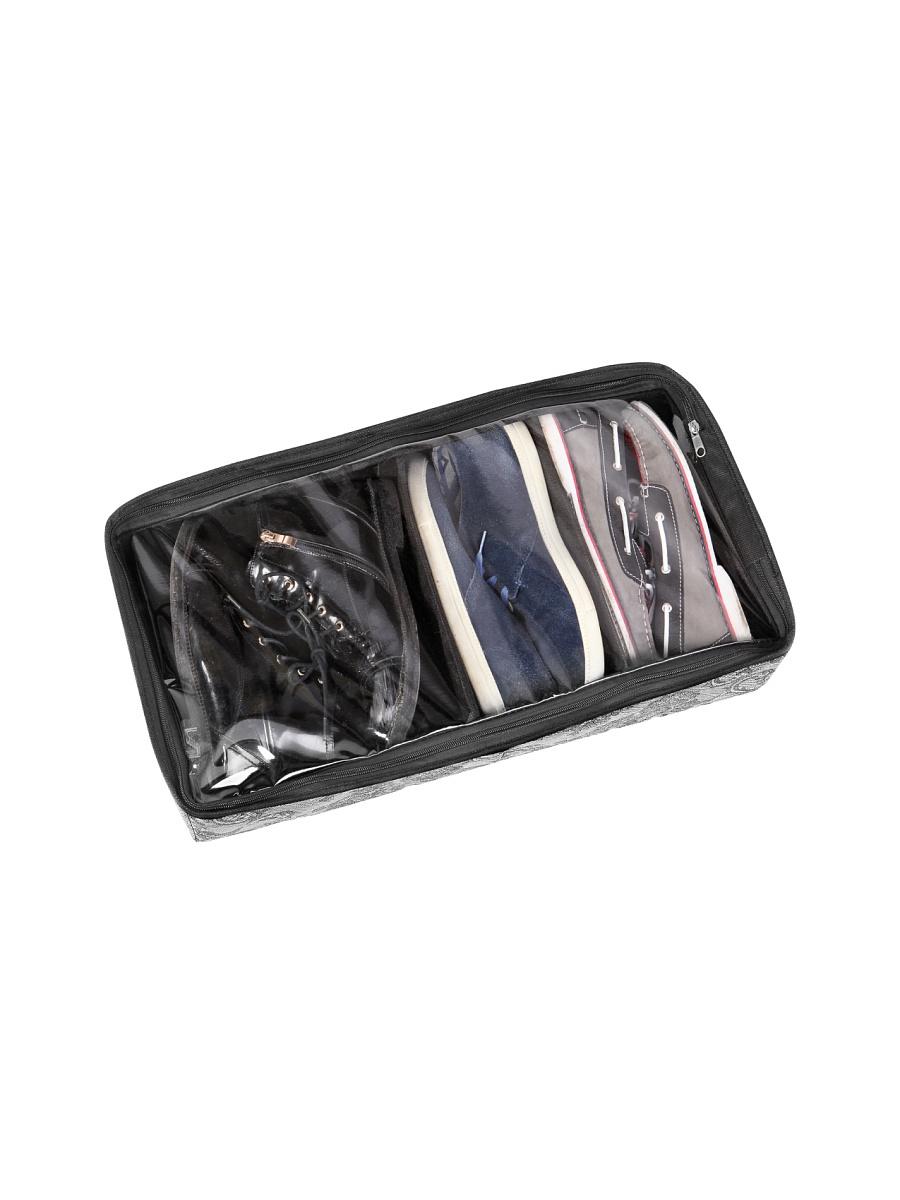 Органайзеры и кофры CoFreT Кофр для обуви Ажур (12х26х52 см)