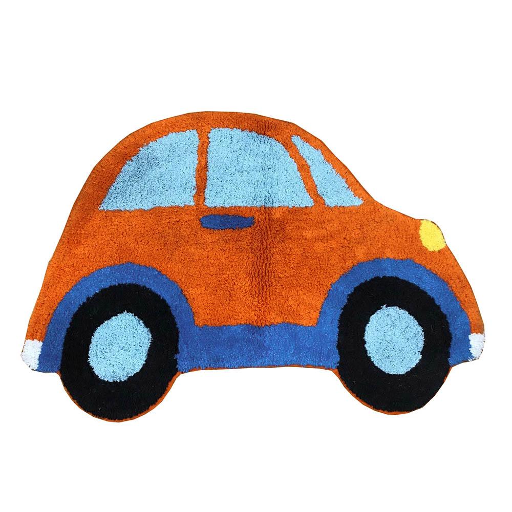 Ковры и ковровые дорожки Arloni Ковер Машинка (50х80 см) фартук arloni arloni mp002xu00uay