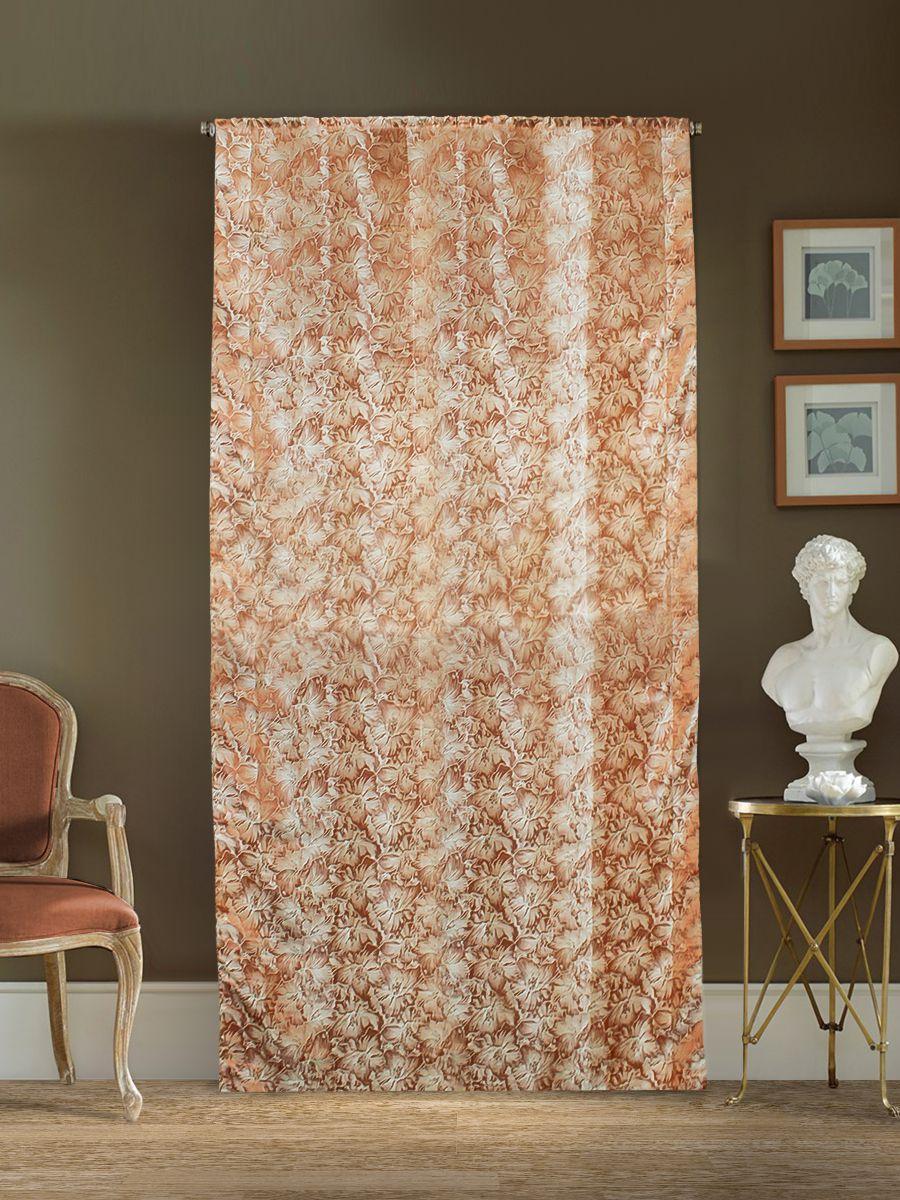 Классические шторы Catalina Цвет: Коричневый