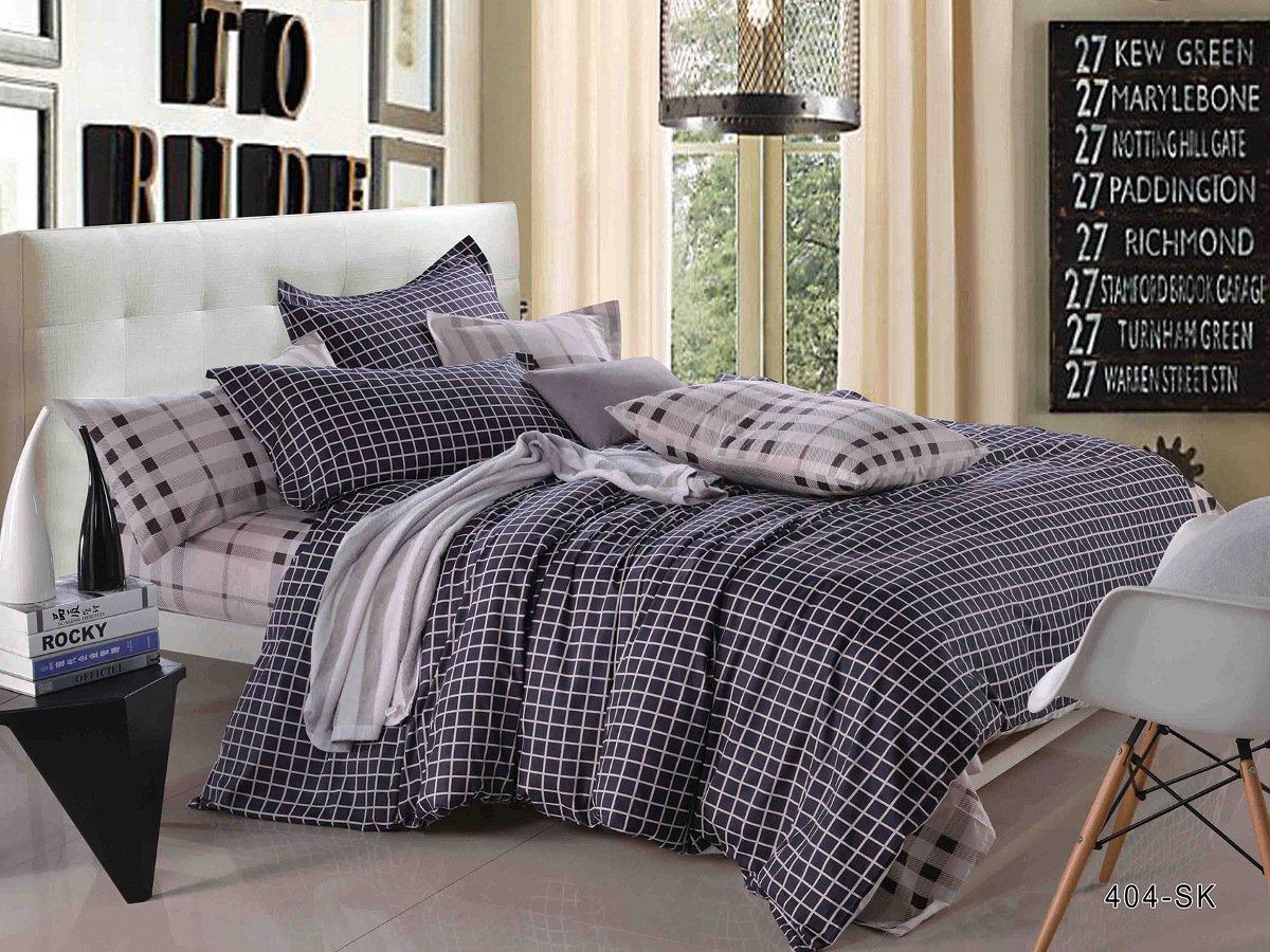 Комплекты постельного белья Cleo Постельное белье Kara (2 сп. евро) постельное белье cleo постельное белье night 2 сп евро