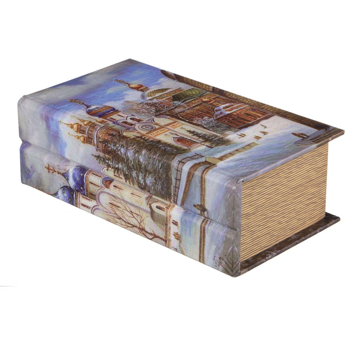 Шкатулки Lefard Шкатулка Katia (26х15х9 см) lefard сувенир caprina 10 см