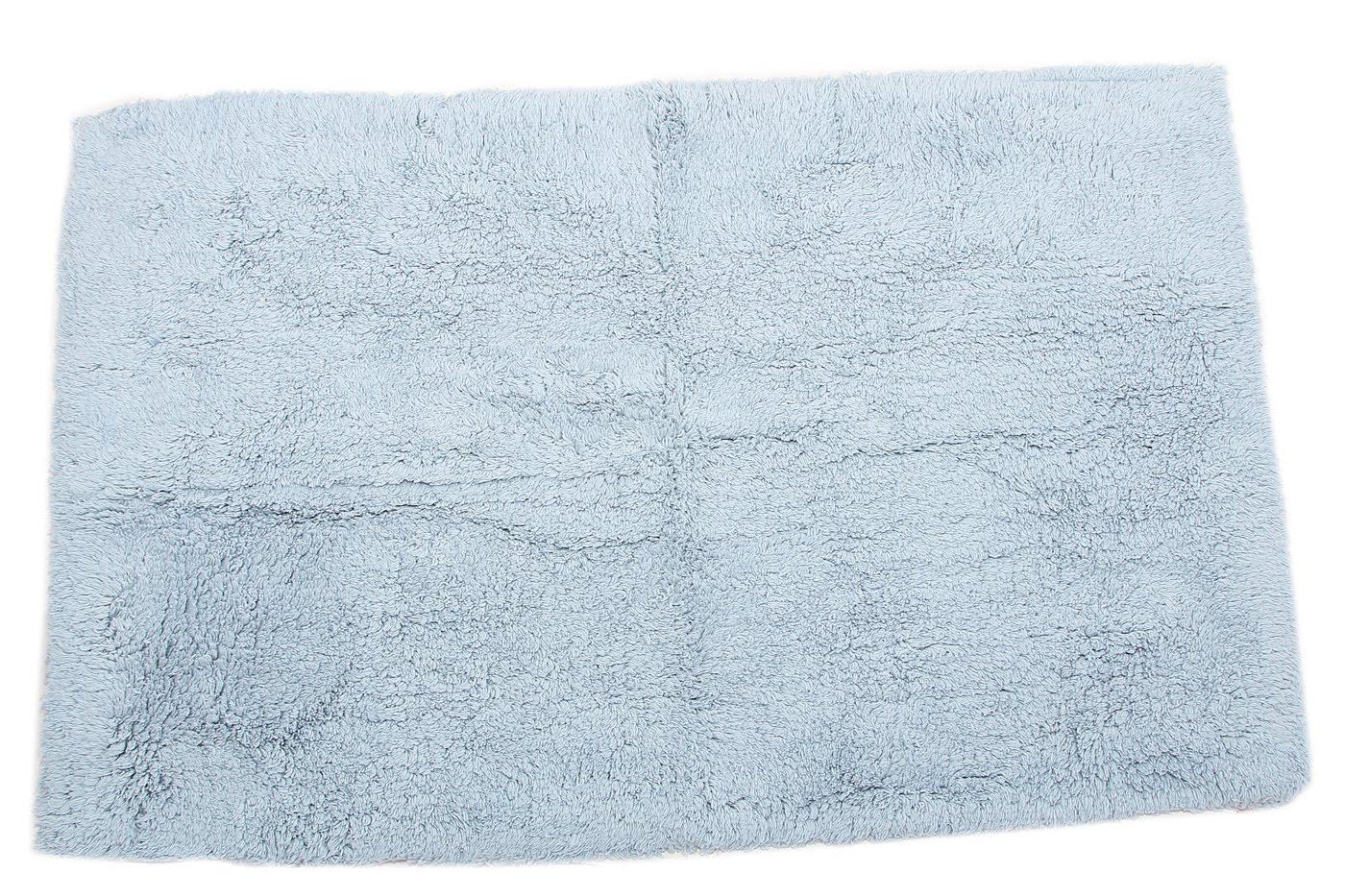 Коврики для ванной и туалета Ганг Коврик для ванной Jolitaцвет: Голубой (50х80 см) аксессуары для ванной и туалета white clean коврик для ванной africa 50х80 см